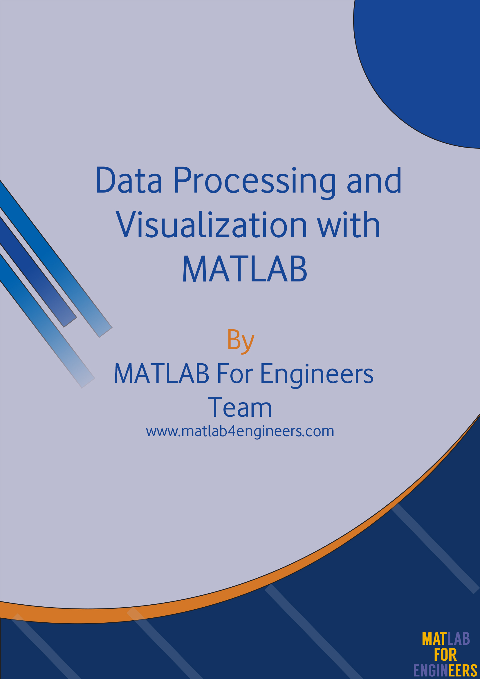 MATLAB for Data Processing and Visualization Book